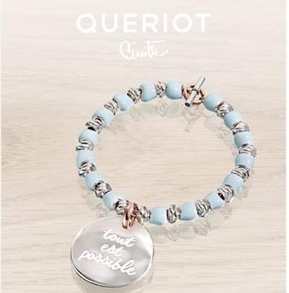 CIVITADAY , Collezione Queriot scegli i tuoi componenti e noi ti  regaliamo il bracciale , Vivere Moncalieri