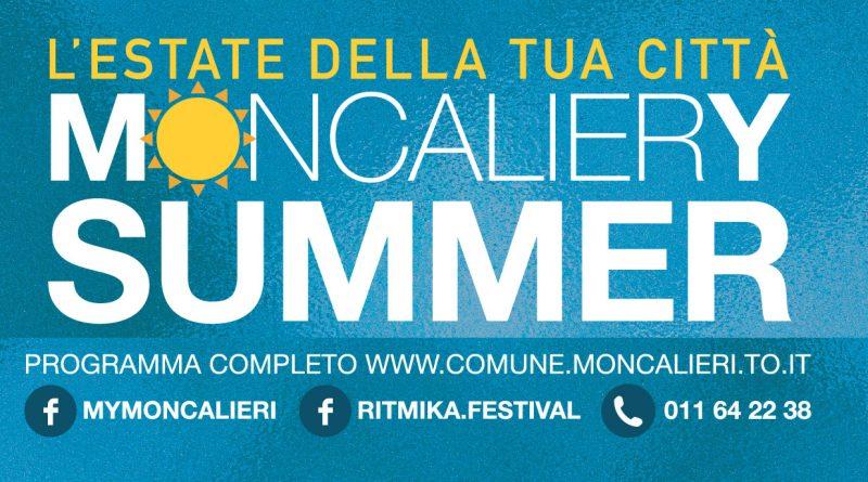MoncalierY Summer 2017: dal 15 giugno al 30 luglio 2017 – Ingresso libero
