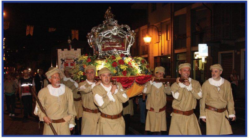 Festeggiamenti in onore del Beato Bernardo di Baden dal 8 al