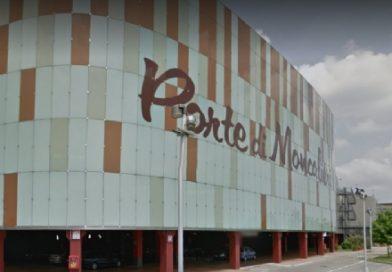 """MONCALIERI – Paura al centro commerciale """"Porte di Moncalieri"""" per un principio di incendio"""