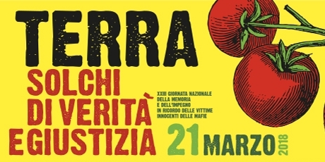 XXIII Giornata della memoria e dell'impegno in ricordo delle vittime innocenti  delle mafie