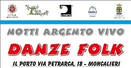 Notti Argento vivo - Danze Folk