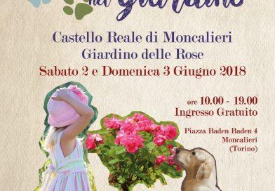 """""""4 ZAMPE AL GIARDINO"""" Sabato 3 e Domenica 4 giugno al Giardino delle Rose"""
