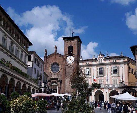 MONCALIERI – Partono i lavori per la passerella pedonale di piazza Vittorio Emanuele