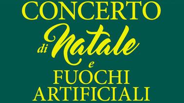 CONCERTO DI NATALE E FUOCHI ARTIFICIALI