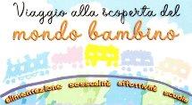 """VIAGGIO ALLA SCOPERTA DEL MONDO BAMBINO - """"Prenditi tempo"""""""