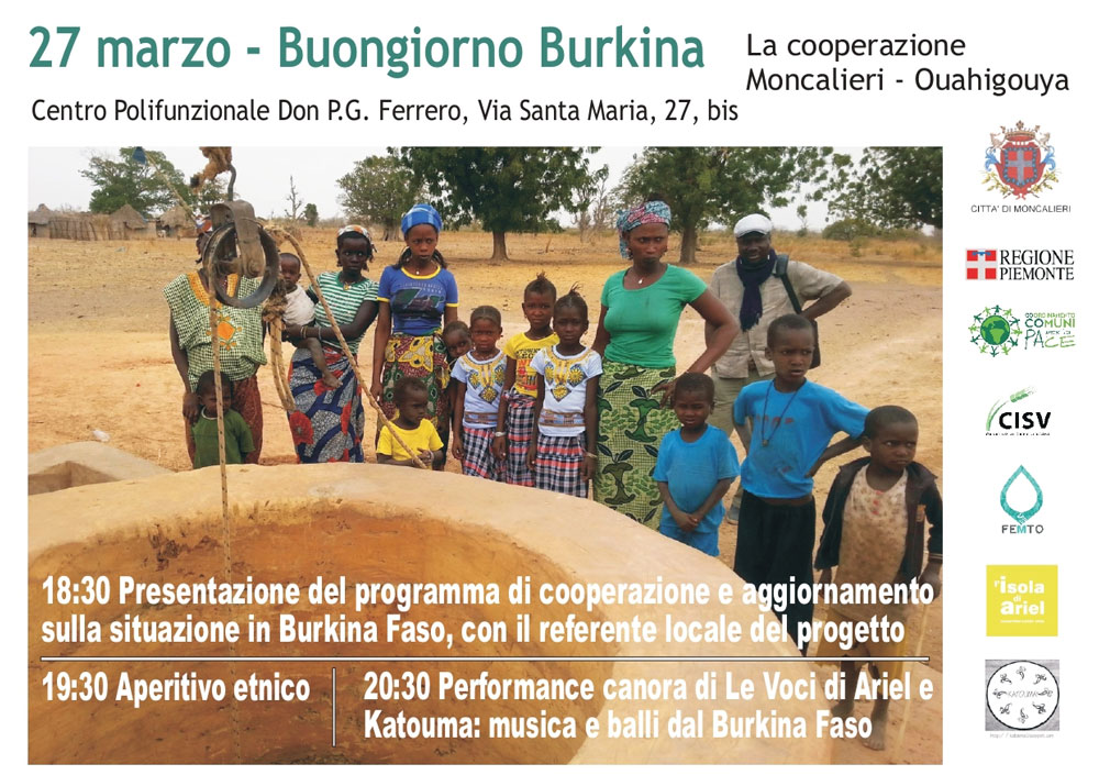 Buongiorno Burkina