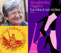 FESTIVAL MONCALIERI LEGGE INCONTRO CON L'AUTORE: MARGHERITA OGGERO