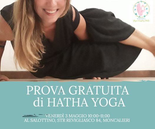Prova Di Hatha Yoga