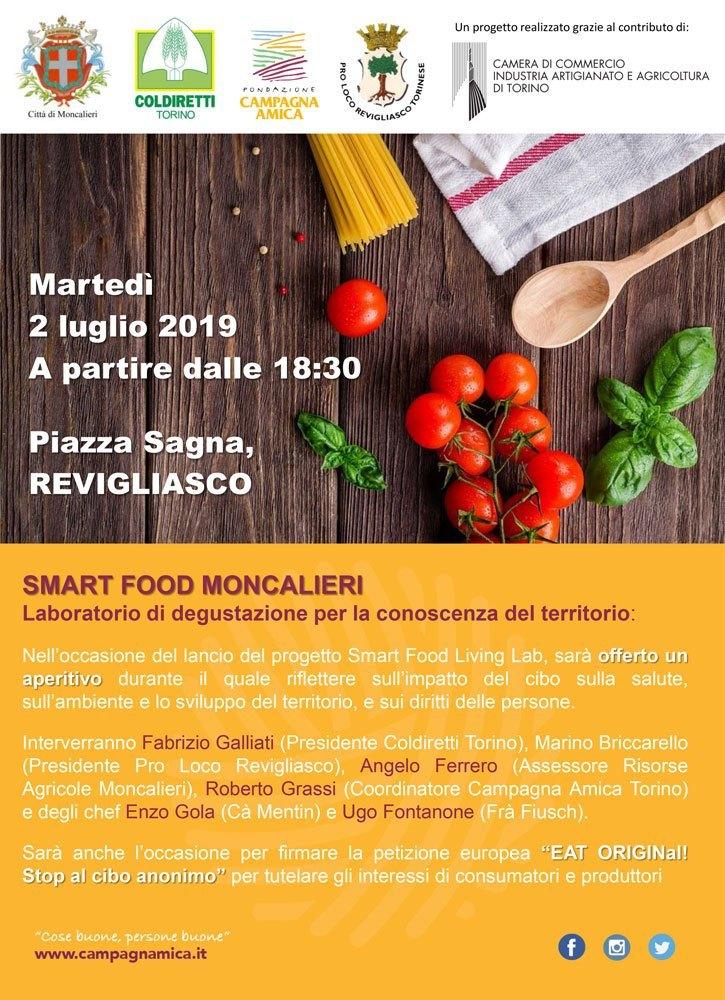 SMART FOOD MONCALIERI