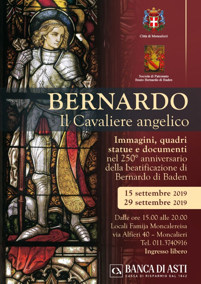 BERNARDO, IL CAVALIERE ANGELICO
