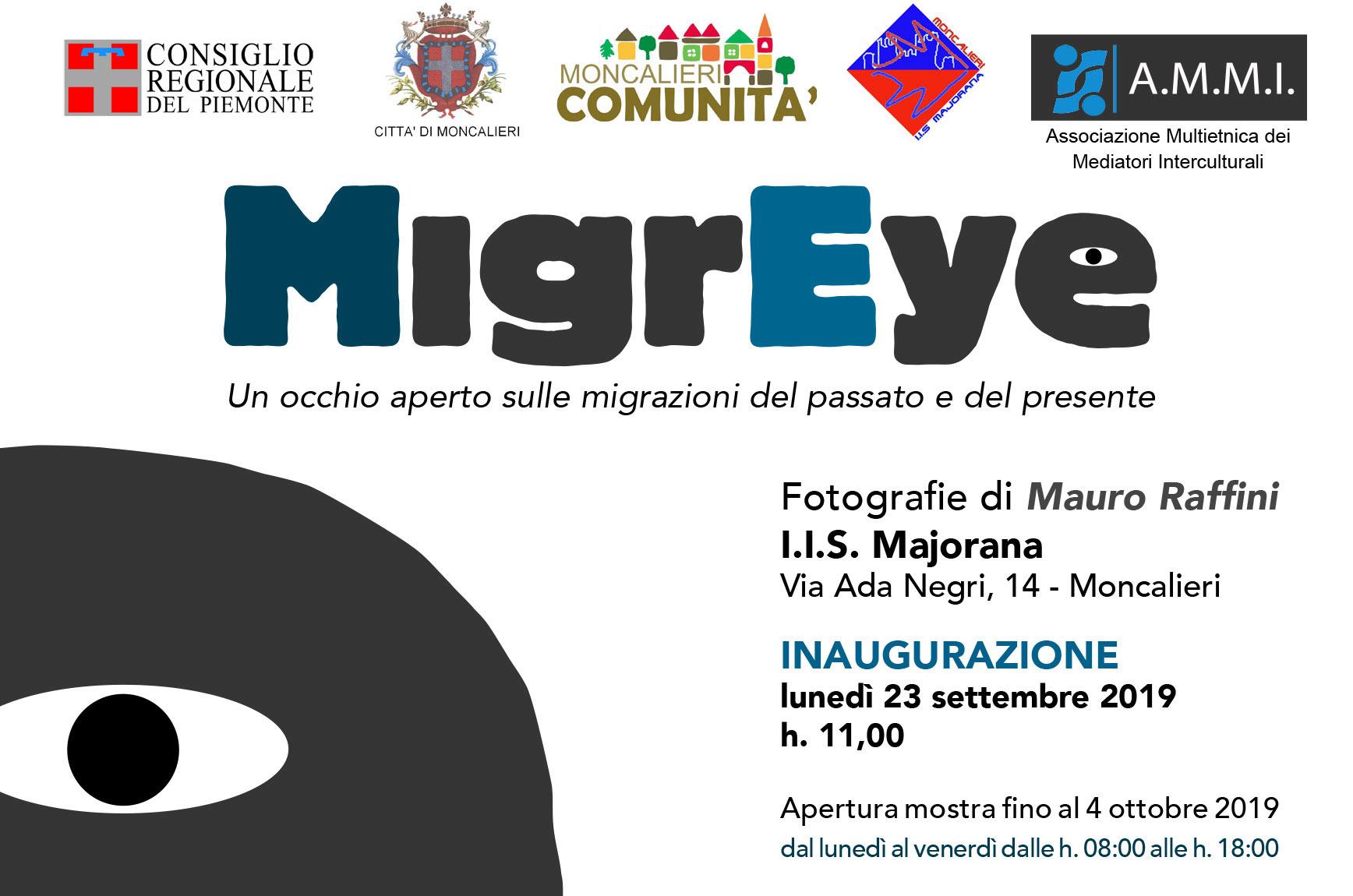 MigrEye – Un occhio aperto sulle migrazioni del passato e del presente