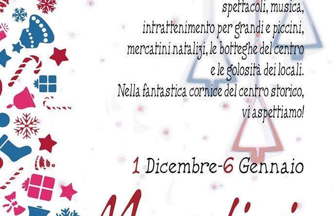 """""""Moncalieri – Aspettando il Natale 2019"""" – La rassegna completa degli eventi in programma"""