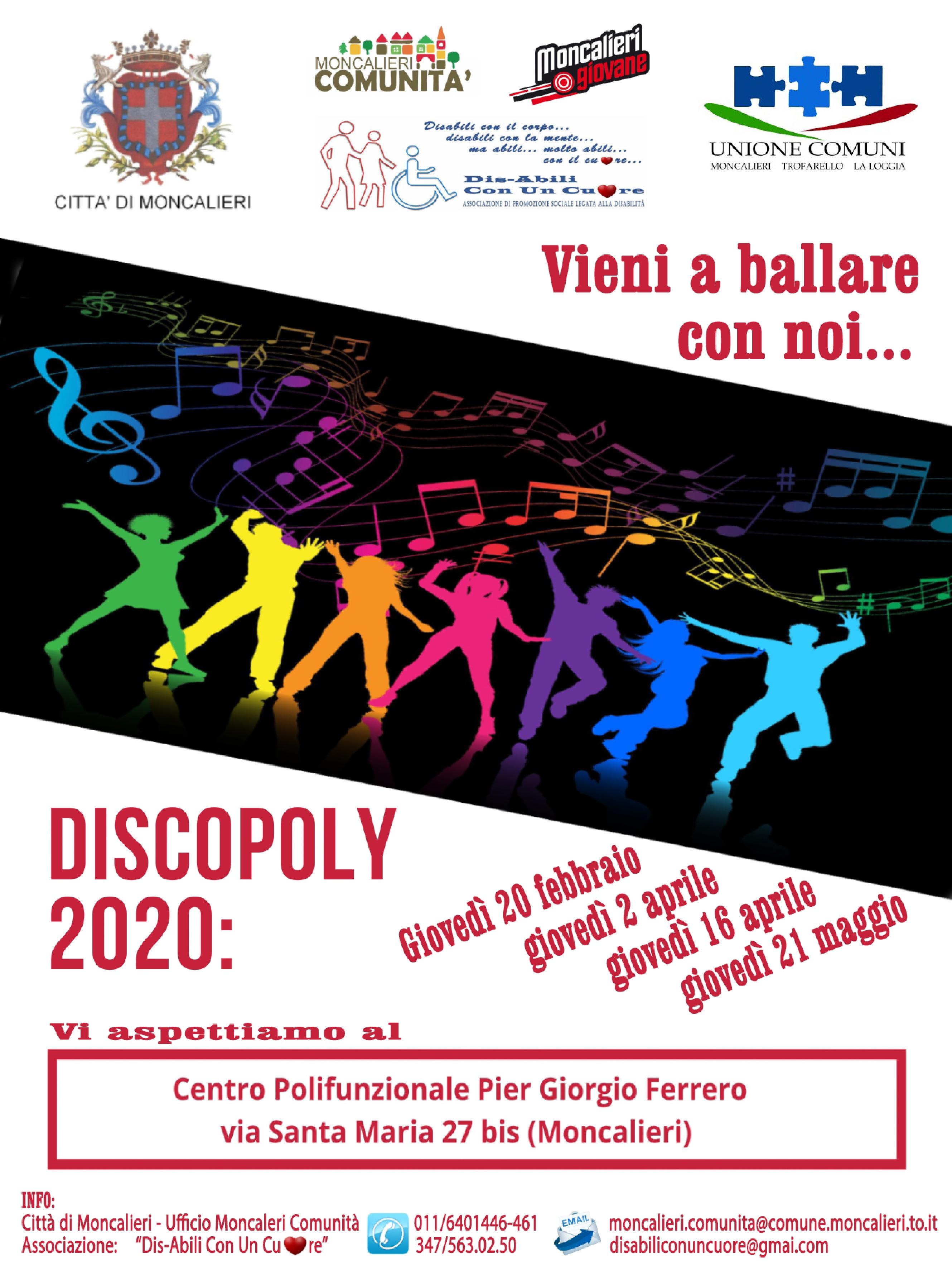 DISCOPOLI 2020