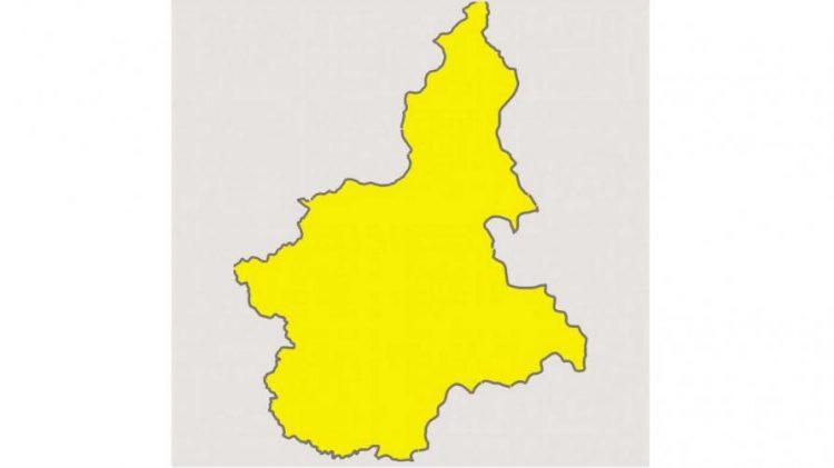 COVID – Da oggi il Piemonte è in zona gialla