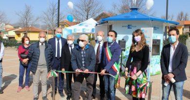 """A Moncalieri due nuove casette dell'acqua a """"chilometri zero"""""""