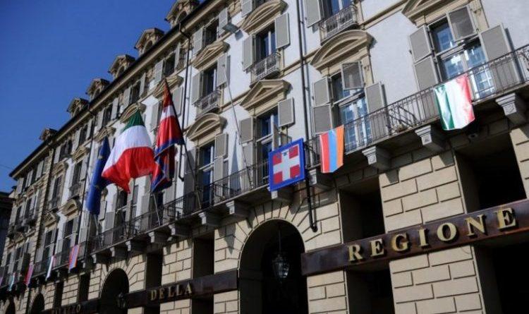 COVID – Piemonte verso la zona rossa per l'impennata contagi