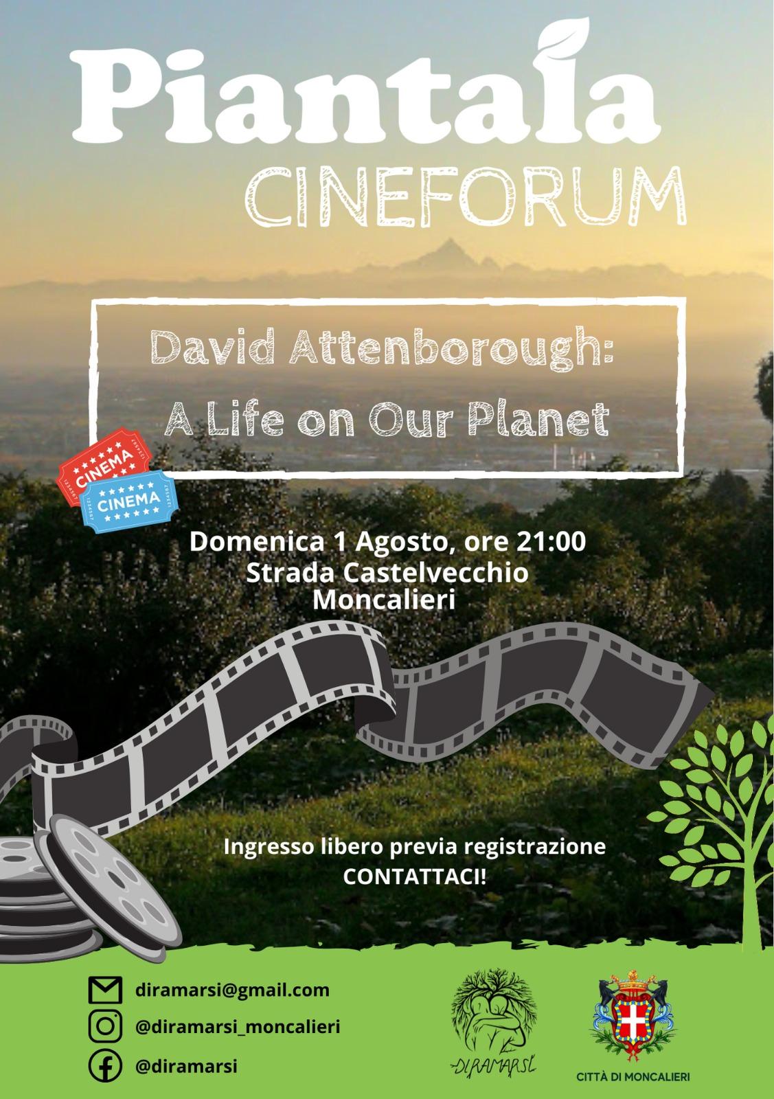 CineForum: Life on Our Planet - David Attenborough