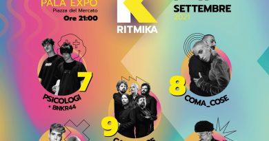 RITMIKA 2021 | RESTARTING SUMMER
