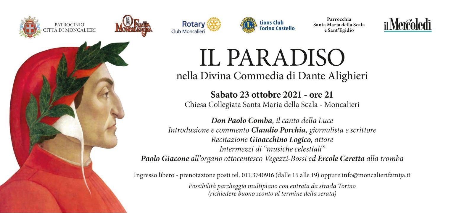 ILPARADISO nellaDivina Commedia di Dante Alighieri